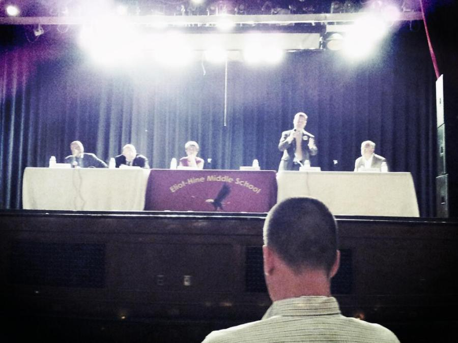 At-Large Council Candidates Forum at Eliot-Hine