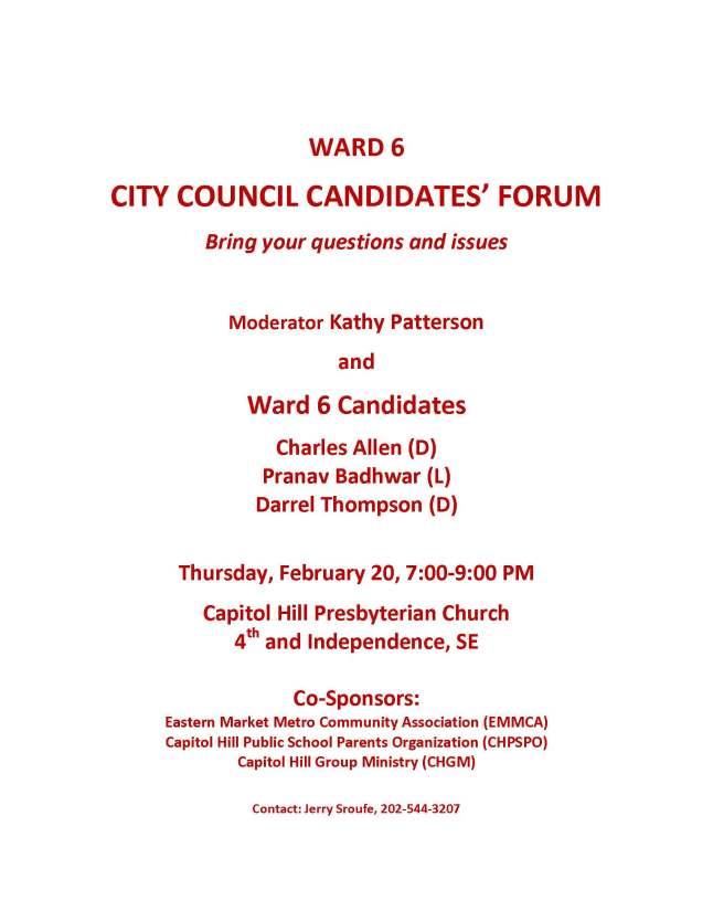 ward-6-candidates-forum-022014