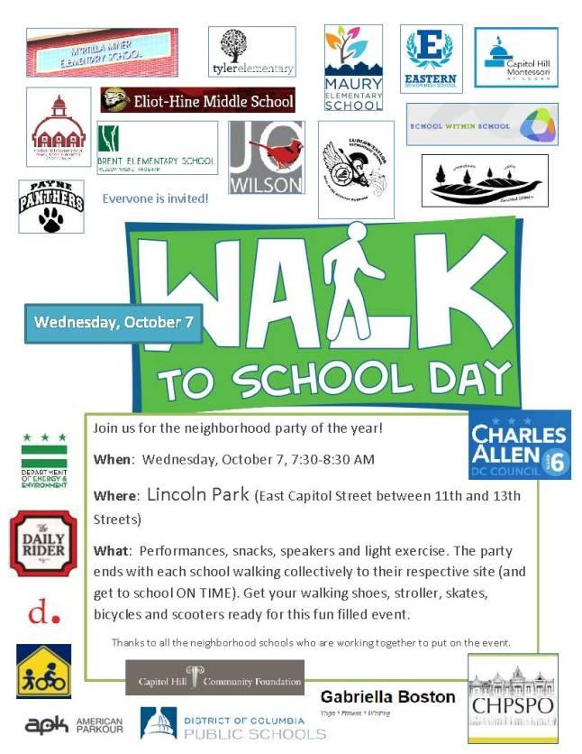 WalkToSchoolDay2015_Poster